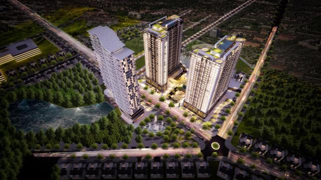 Hình ảnh thật dự án Aqua Park tại Bắc Giang