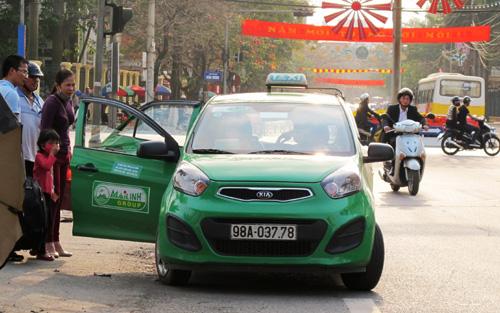 Số điện thoại các hãng taxi tại Bắc Giang
