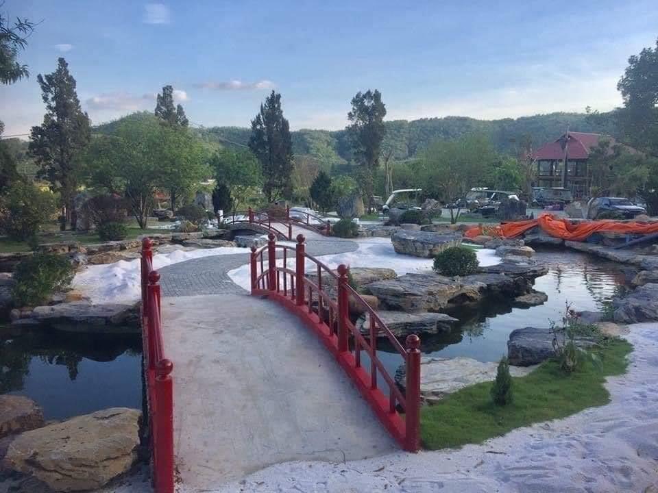 Công viên wedding land Bắc Giang nơi chụp ảnh đẹp lý tưởng