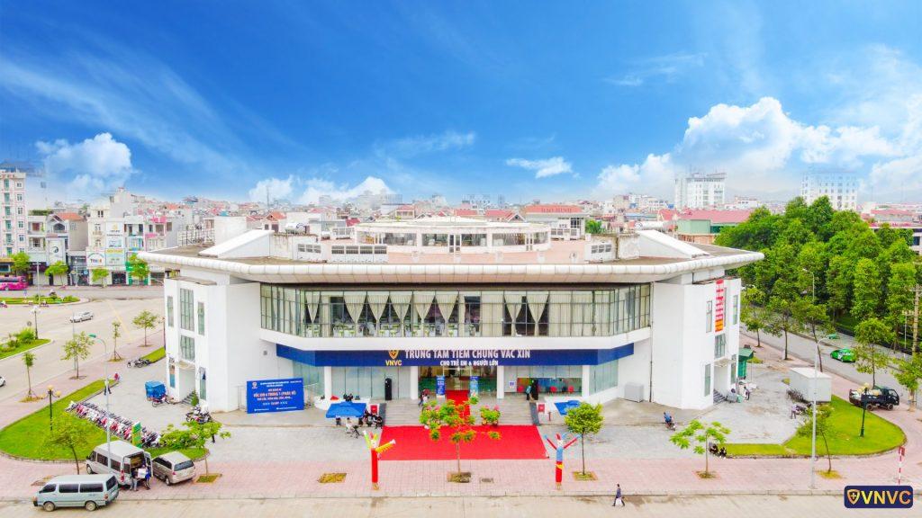 Hình ảnh tổng quan trung tâm vnvc Bắc Giang